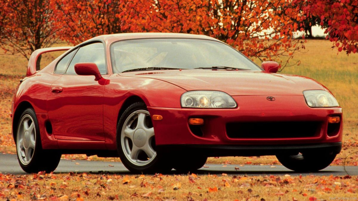 Původní Toyota Supra se prodala za neuvěřitelnou sumu, cena legendy nadále roste