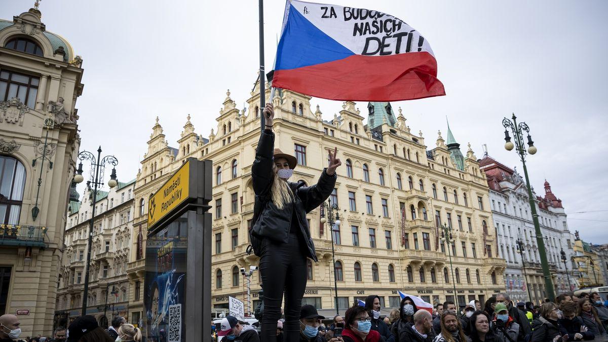 První máj v Praze: politika a protesty