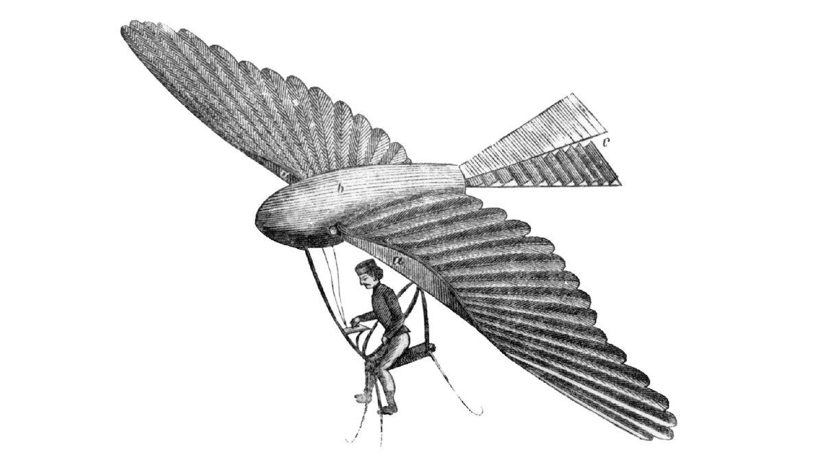 Jihočech Kudlička: první vzduchoplavec?