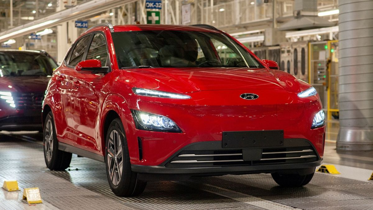 V Nošovicích se začne vyrábět elektrický Hyundai Kona i s menšími bateriemi