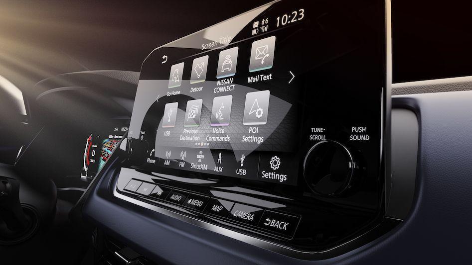 Nový Nissan Qashqai ukazuje interiér