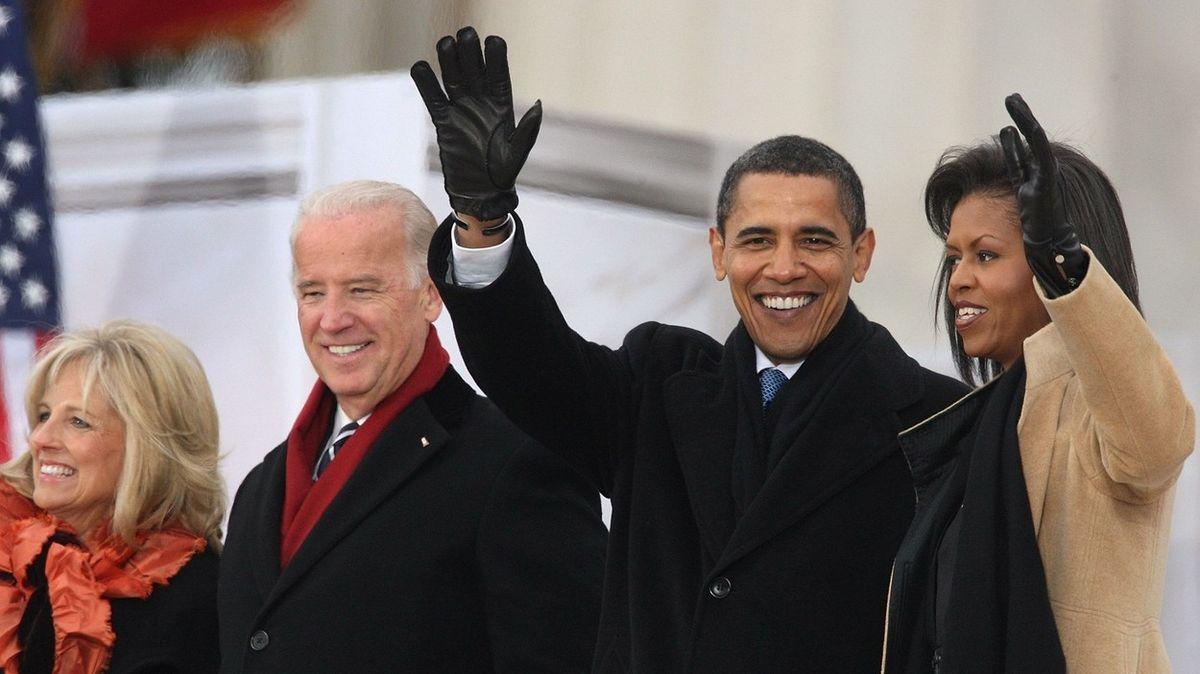 Příběhy inaugurace: Unavený básník a Obamův popletený slib