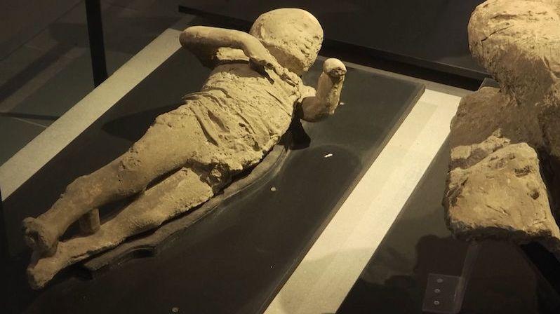 Artefakty z Pompejí našly po dekádách svůj stálý domov