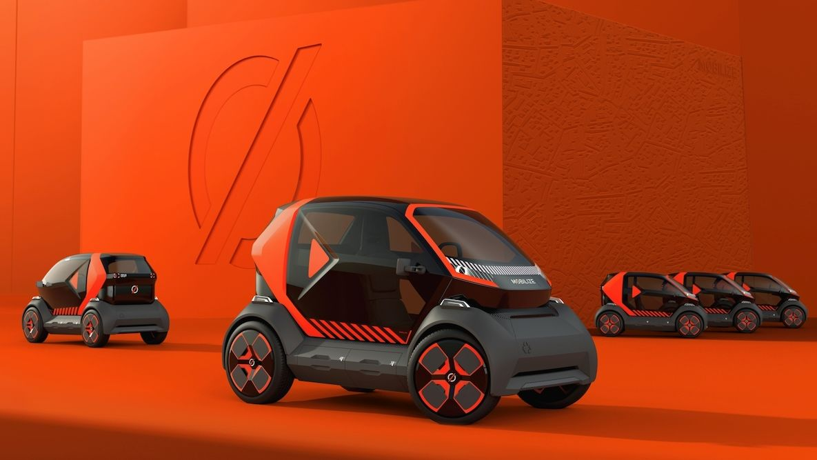 Renault chce pod značkou Mobilize nabídnout celý ekosystém městské mobility