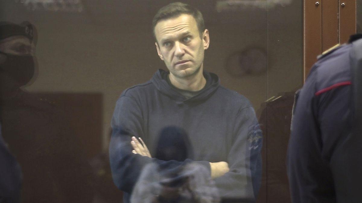 Evropský soud pro lidská práva žádá Navalného propuštění