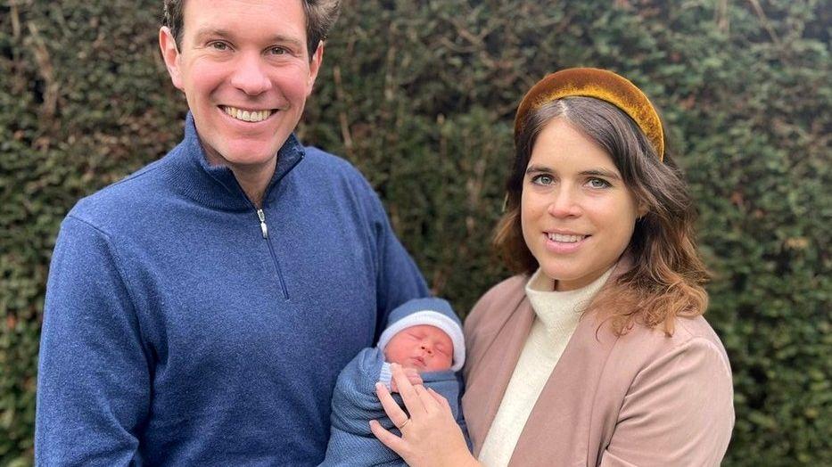 Nejmladší člen britské královské rodiny už má jméno. O titul ale brzy přijde