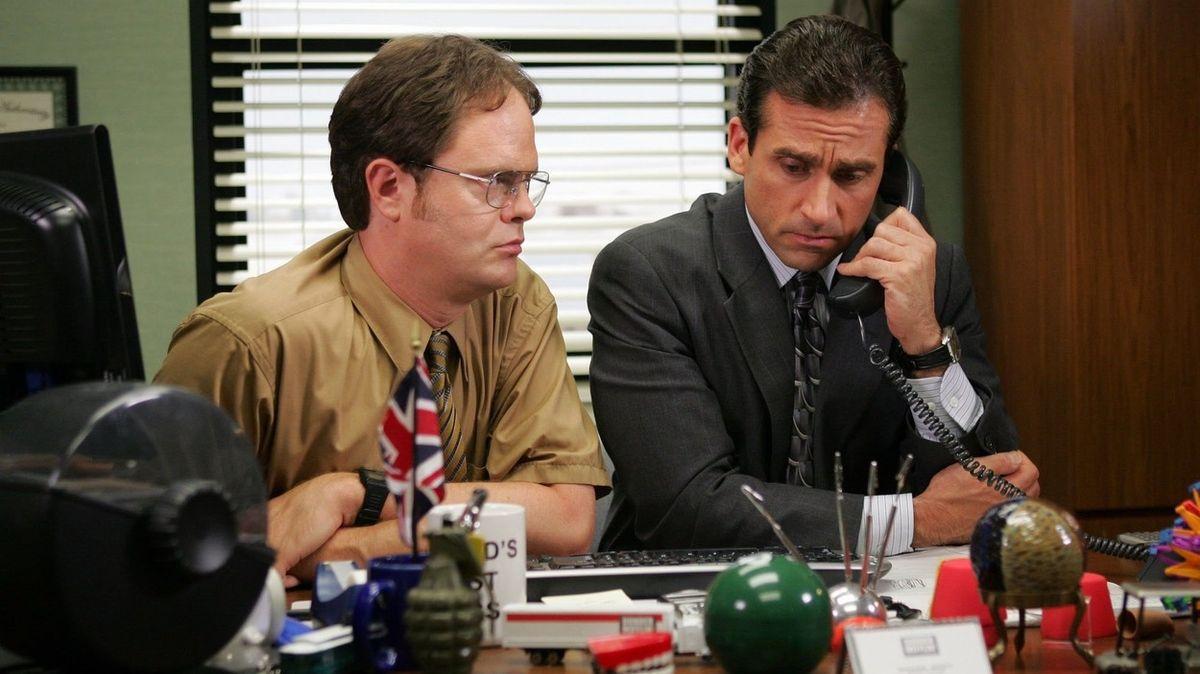Nejstreamovanější seriál v Americe? Starý dobrý Kancl