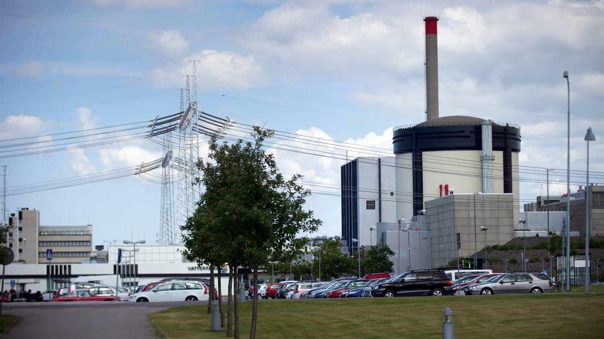 Švédští liberálové chtějí znovu nahodit odstavený jaderný reaktor