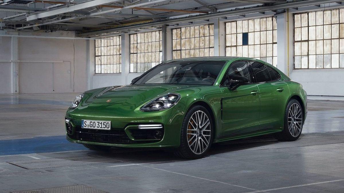 Porsche Panamera může přežít i v elektrické budoucnosti značky po boku taycanu