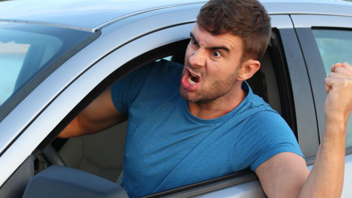 On-line test agresivity přilákal desetitisíce řidičů. Zjistěte, jak jste na tom vy