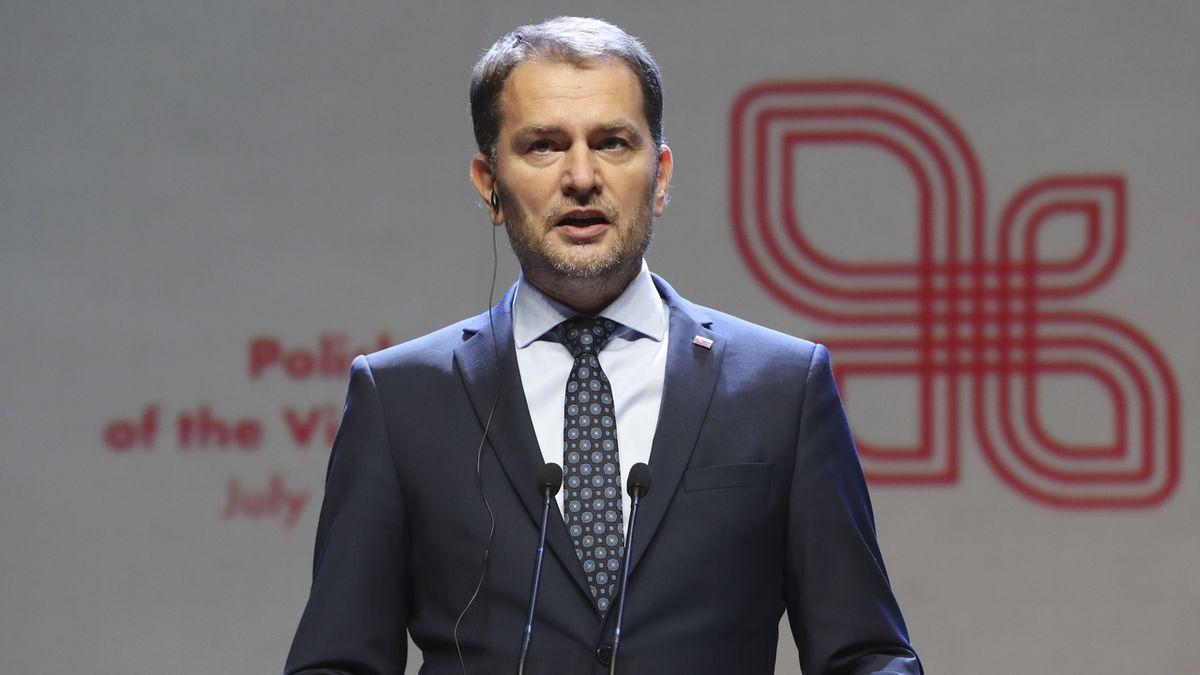 Slovensko zpřísnilo zákaz vycházení