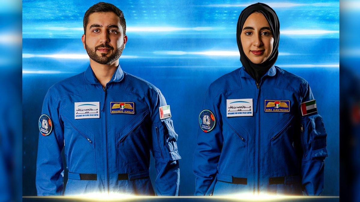Emiráty mají první astronautku