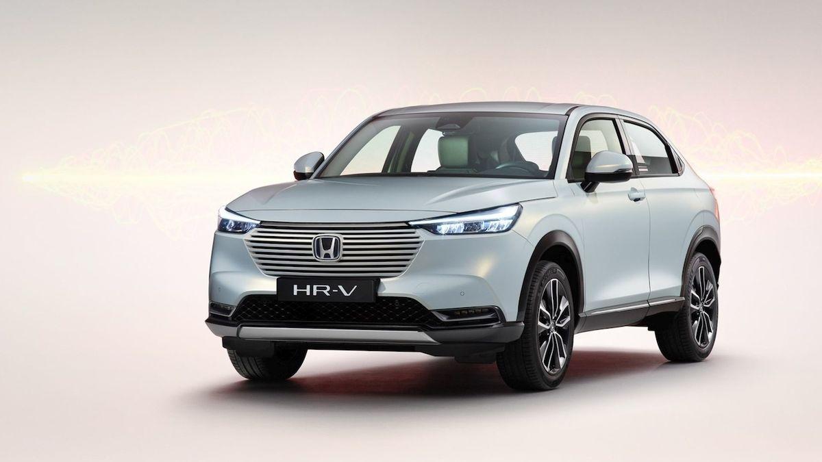 Nová Honda HR-V má ceny pro český trh, přijíždí s jedinou motorizací