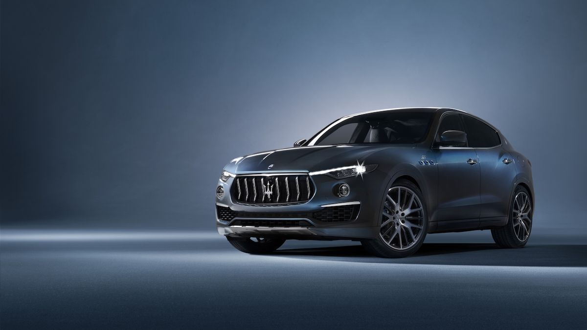 Levante má novou hybridní variantu, SUV od Maserati stačí dvoulitrový čtyřválec