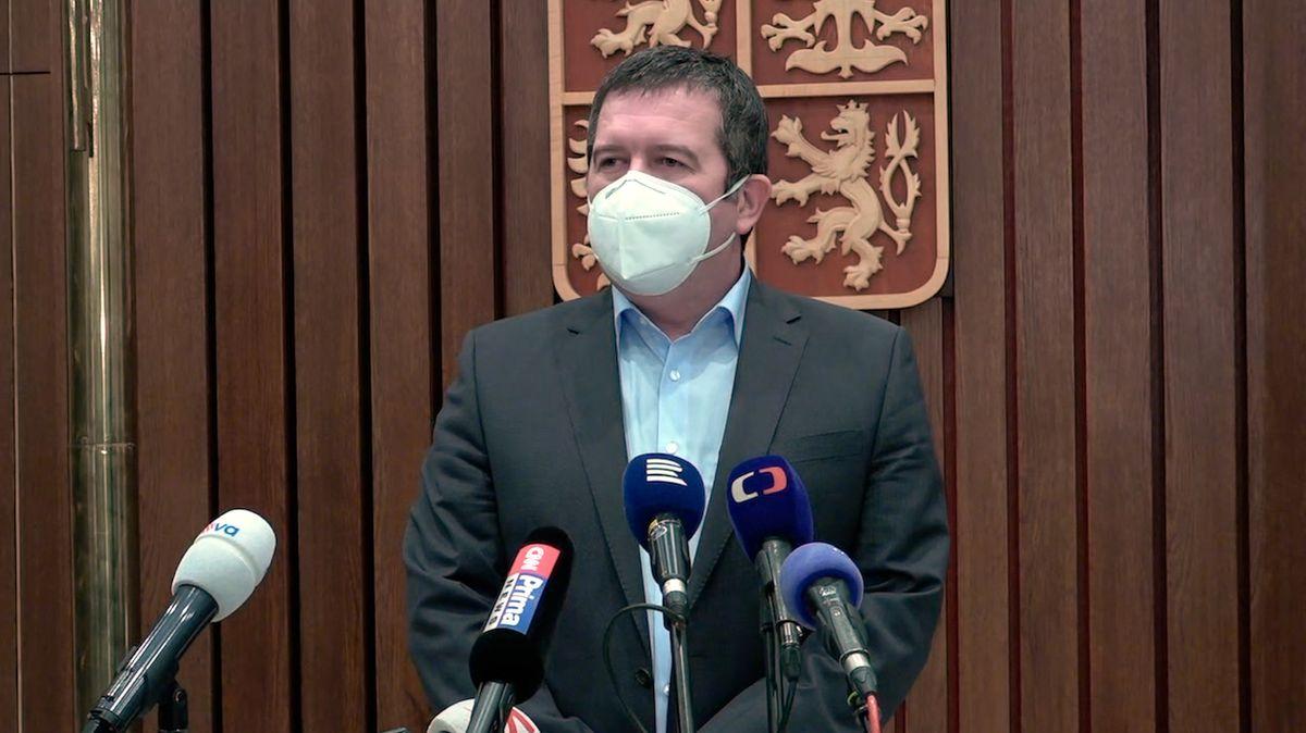 Jsou to lži, odmítl Hamáček handl s Moskvou. Schůzky na ministerstvu potvrdil
