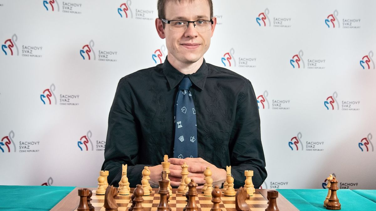 Nejlepší čeští šachisti změřili síly přes internet, dlouhodobá jednička úřadovala