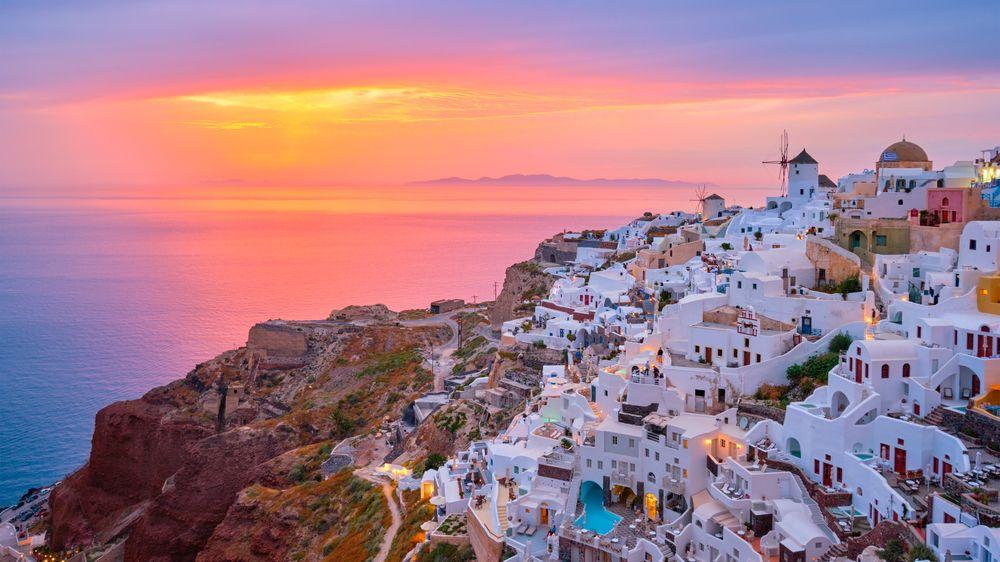 Řecko se otevře pro některé země už příští týden. Dorazit budou moci i Češi