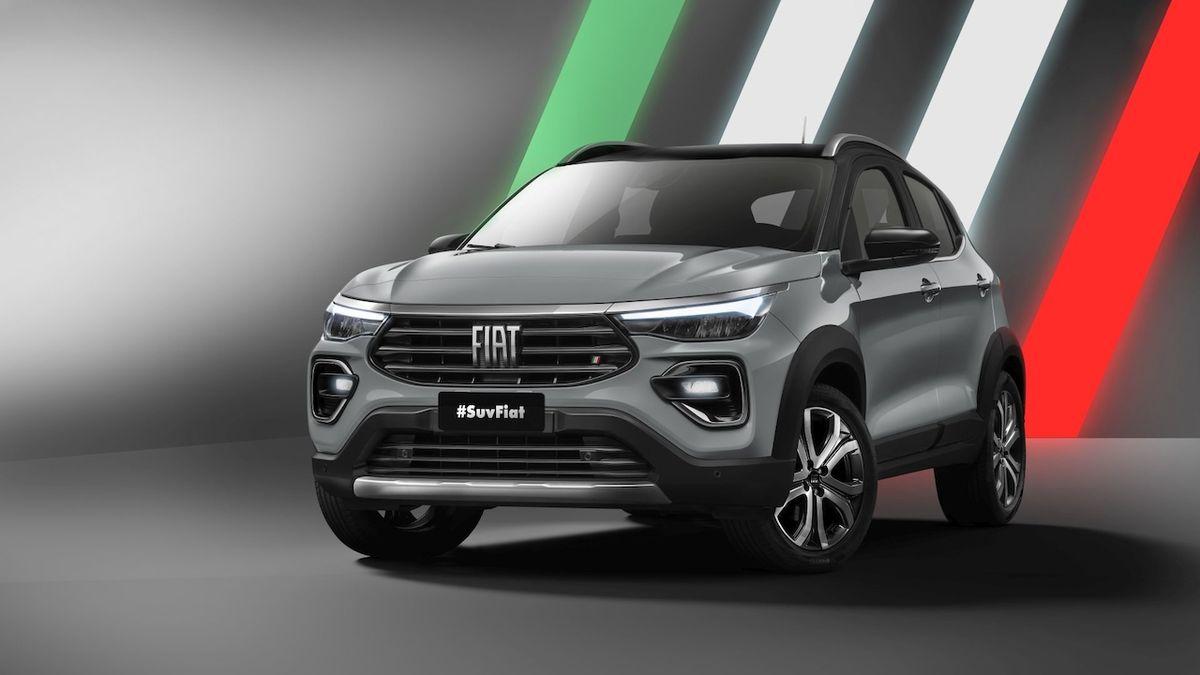 Fanoušci, vybírejte. Fiat nechává název nového SUV na veřejnosti