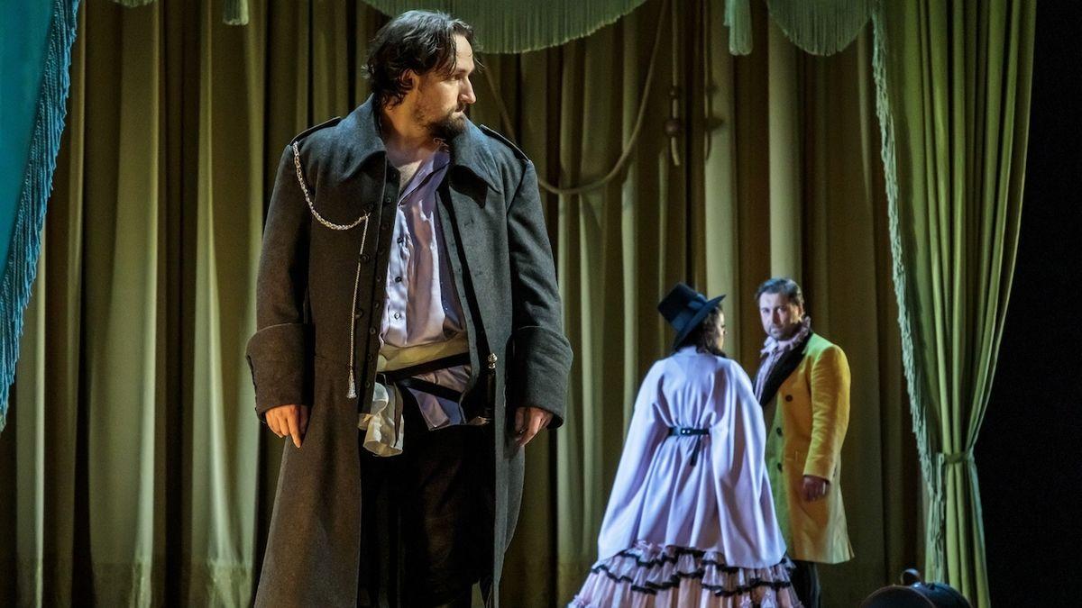 Nový Don Giovanni cestu do Evropy neukázal