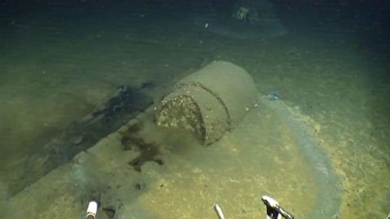 Na dně oceánu u Kalifornie našli 25 tisíc barelů toxické chemikálie DDT