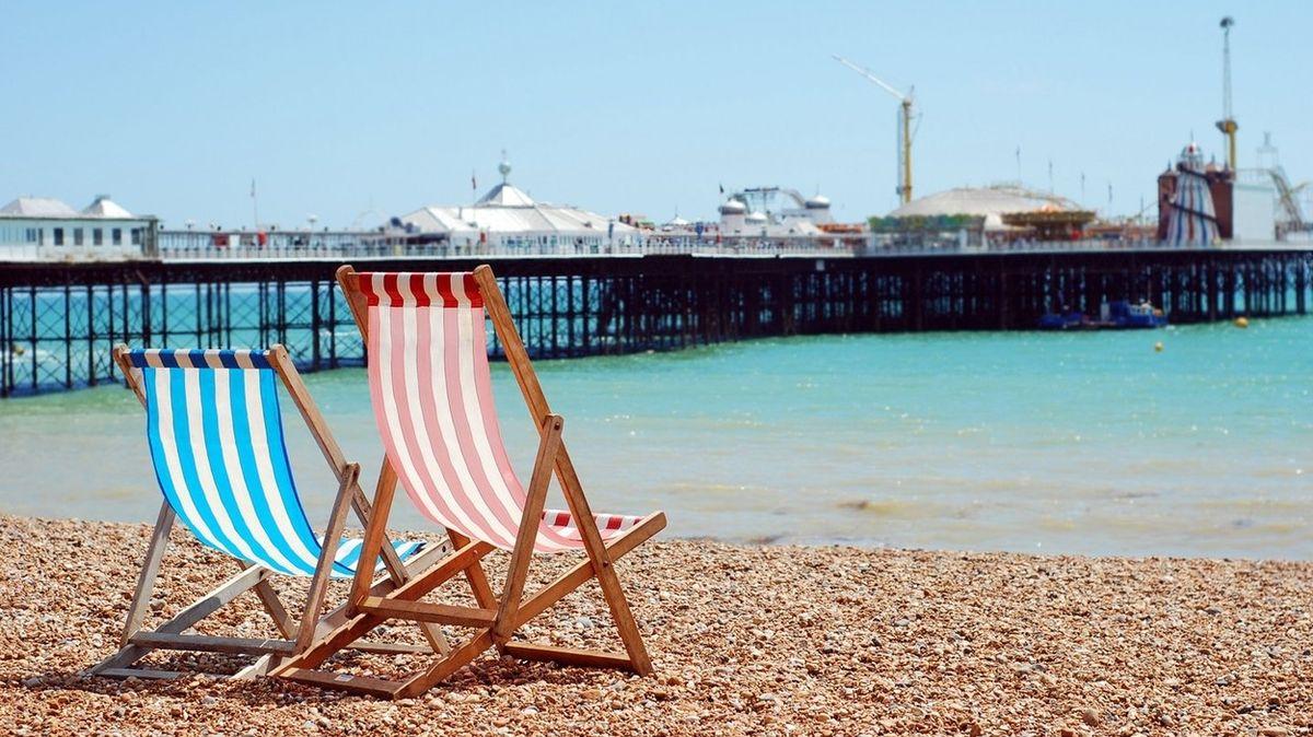 Vyměňte Kypr či Mexiko za Velkou Británii. Anglie už má více kvalitních pláží