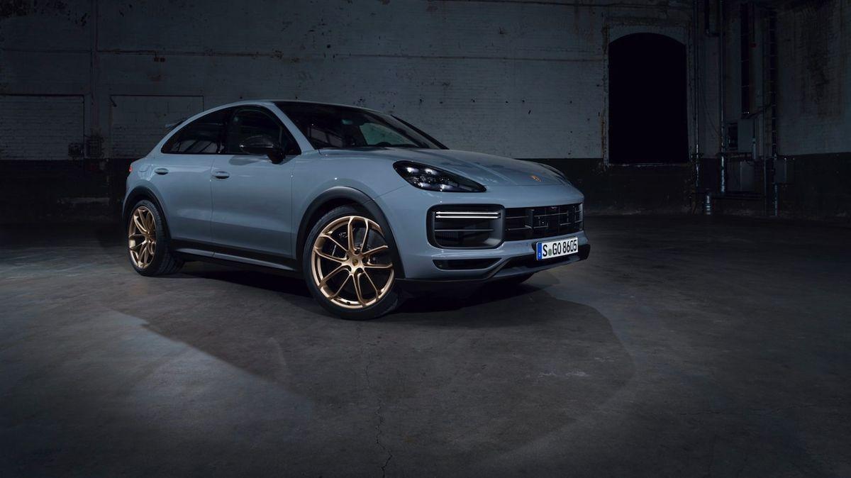 Porsche představuje své nejrychlejší SUV