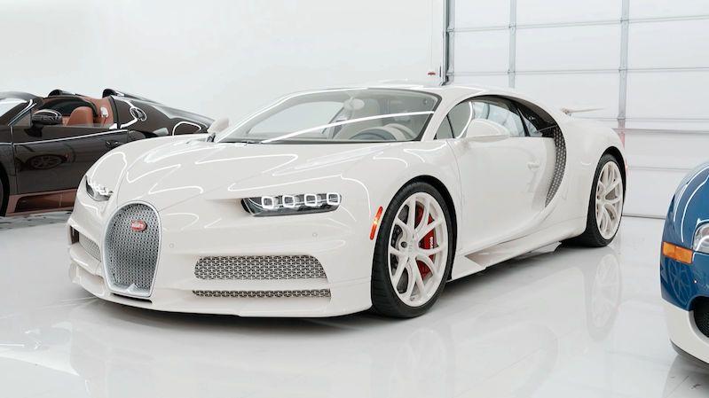 Tohle auto odkážu svému synovi, říká majitel unikátního Bugatti Chiron