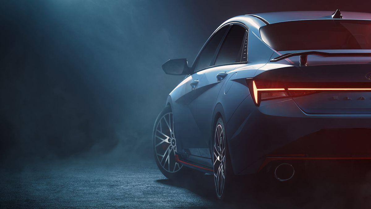 Hyundai poutá na šestý ostrý model N, nadupaná elantra se však do Evropy nedostane