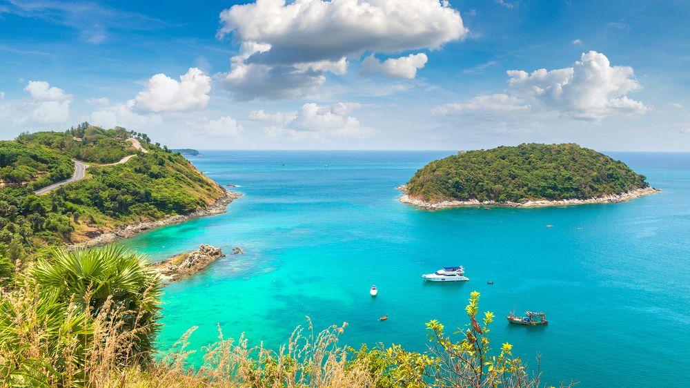 Oblíbený thajský ostrov Phuket se znovu otevírá turistům