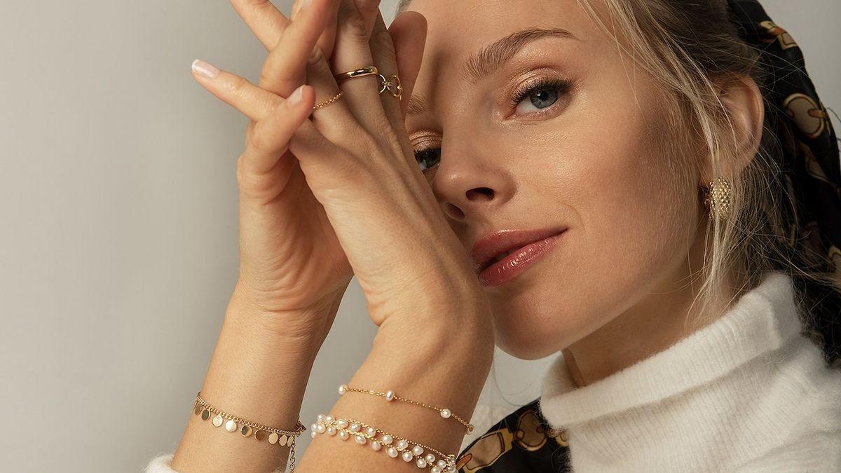 Šperky z perel. Nadčasový doplněk na den i noc
