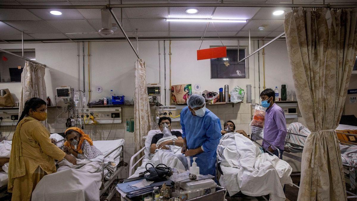 Kvůli indické variantě museli lékaři i amputovat končetiny