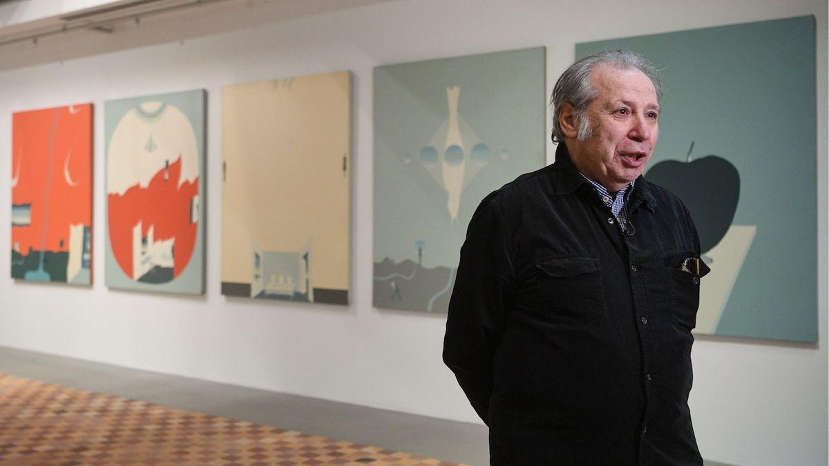 Malíř a ilustrátor Viktor Pivovarov: Nechci mít žádnou identitu