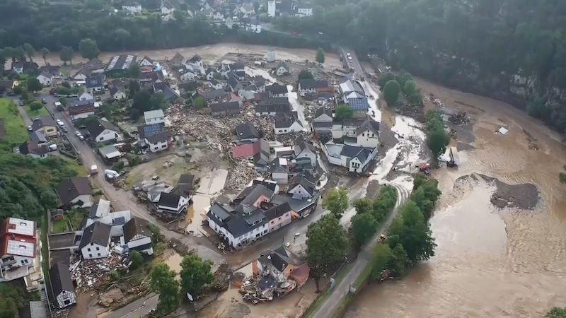 Česko nabídlo pomoc povodněmi zasaženému Německu