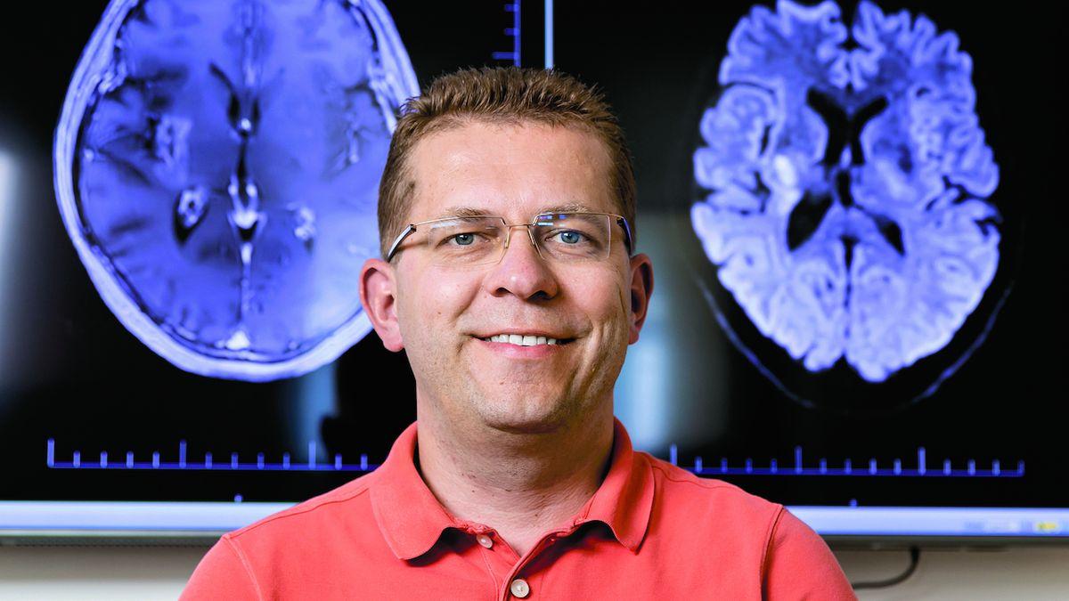 David Netuka: Neurochirurgii má v genech