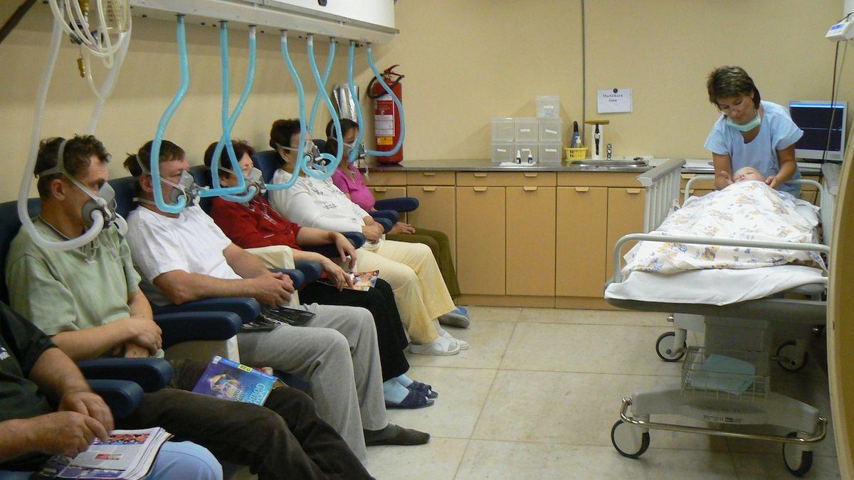Starou hyperbarickou komoru v Ostravě nahradí nová za 100 milionů