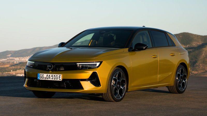 Opel Astra přijíždí v nové generaci, s předchůdcem nemá nic společného