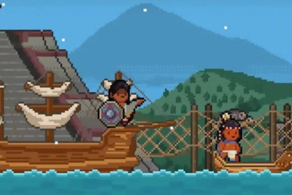 Počítačová hra nazvaná Yaopan