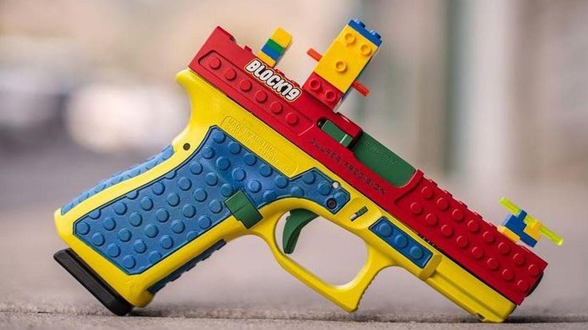 Pistole jako z lega na trhu dlouho nepobyla