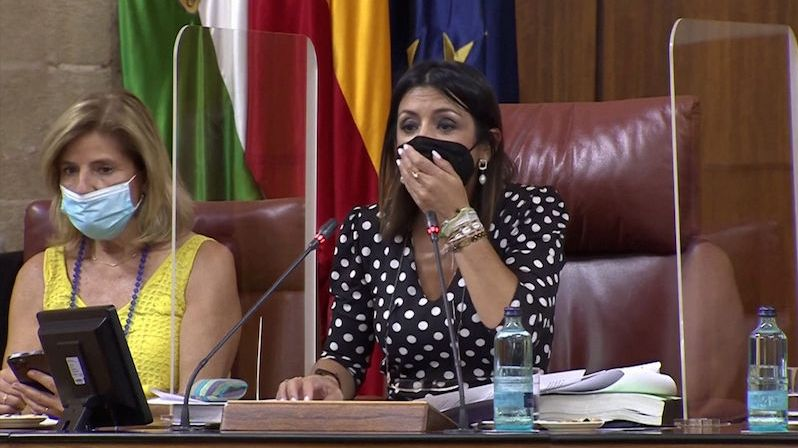 V andaluském parlamentu prohnal poslance potkan