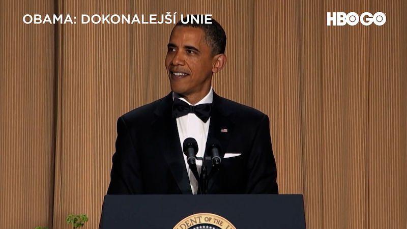 Série o Obamovi má premiéru v srpnu