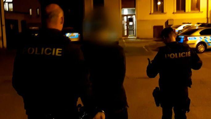 Se staženými kraťasy a pistolí napadal ženy u přehrady v Brně, má přitom nařízenou léčbu