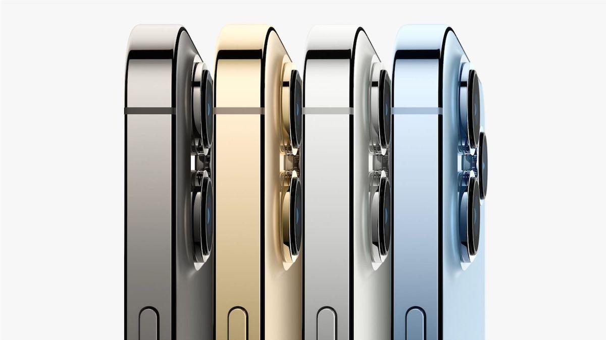 Nový iPhone 13 Pro
