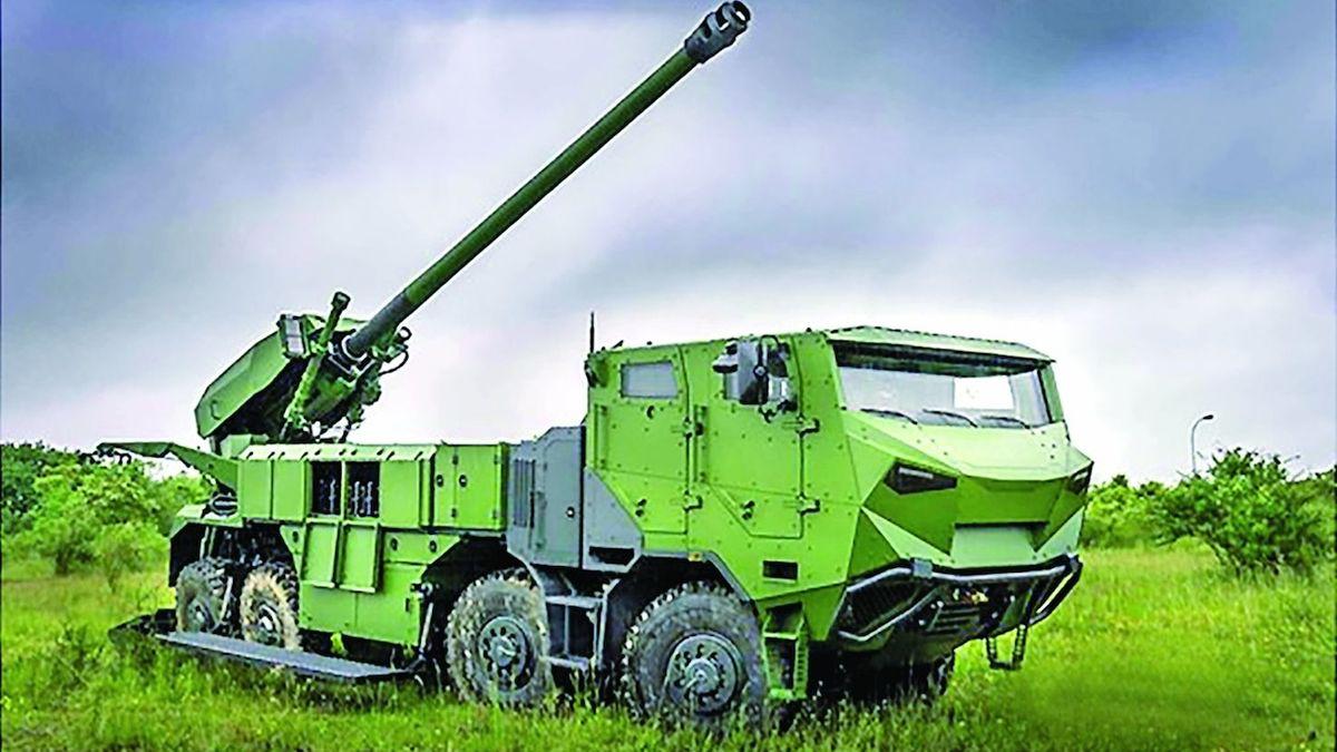 Armáda nakoupí děla za 8,5 miliardy