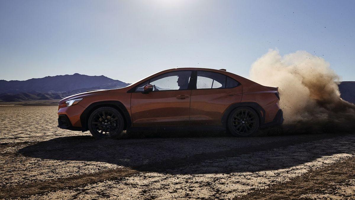 Subaru představilo nové WRX, do Evropy nedorazí