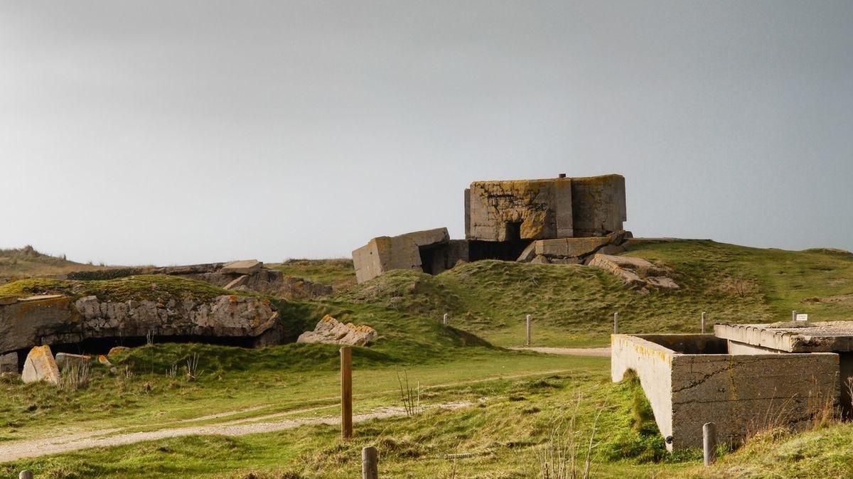 Z válečného bunkru udělali ve Francii turistické ubytování