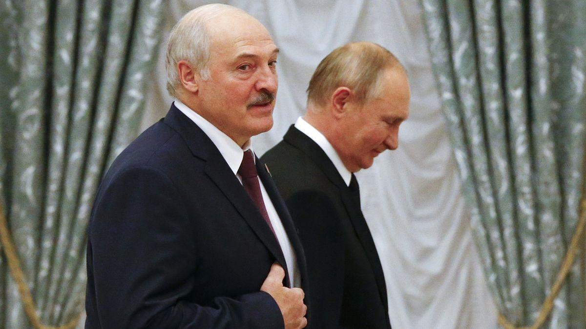 Putin a Lukašenko dohodli jednotný trh energií