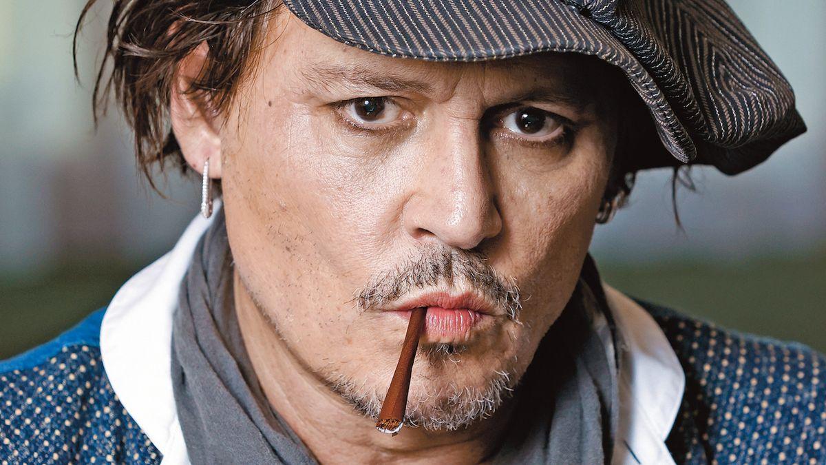 Johnny Depp: Někdy se cítím jako přerostlé batole