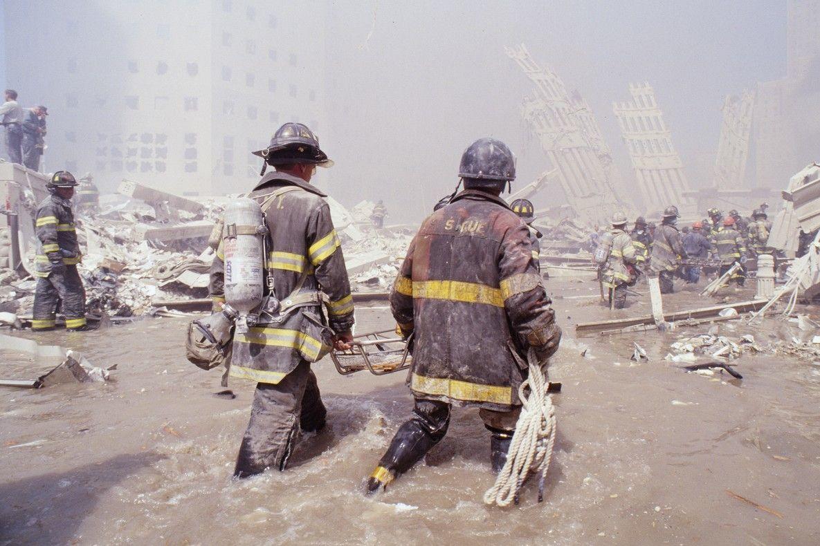 New York, 11. září 2001