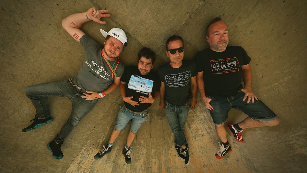 RECENZE: Skupina Wohnout rozpohybovala svůj zvuk