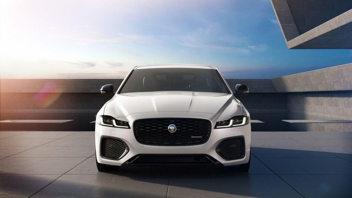 Sedany od Jaguaru přijíždí v edici R-Dynamic Black